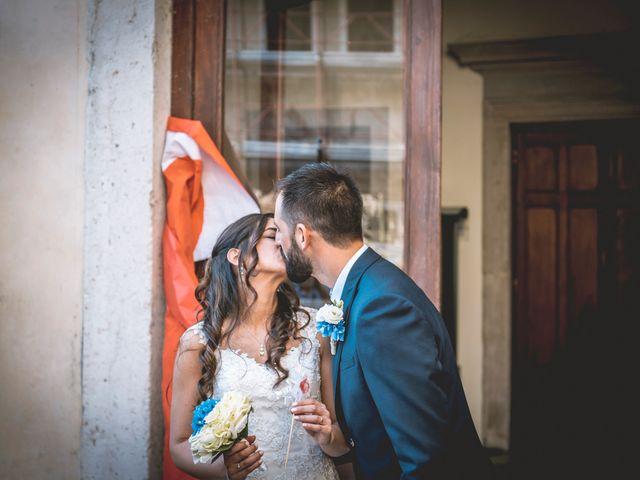 Il matrimonio di Valentino e Rosanna a Sacile, Pordenone 28