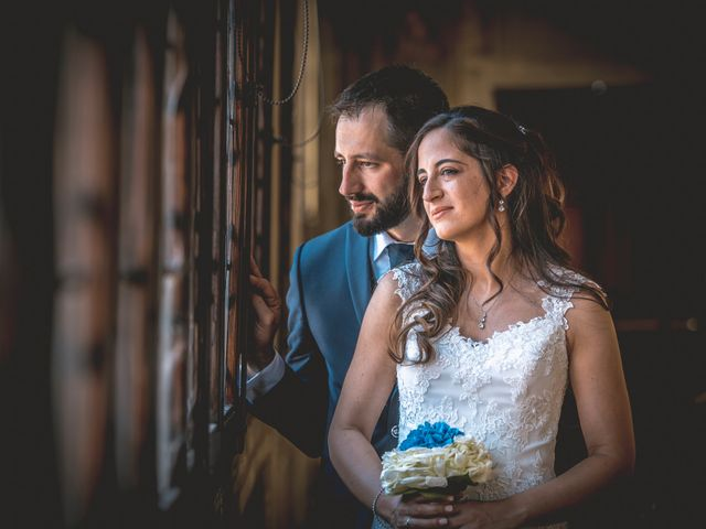 Le nozze di Rosanna e Valentino