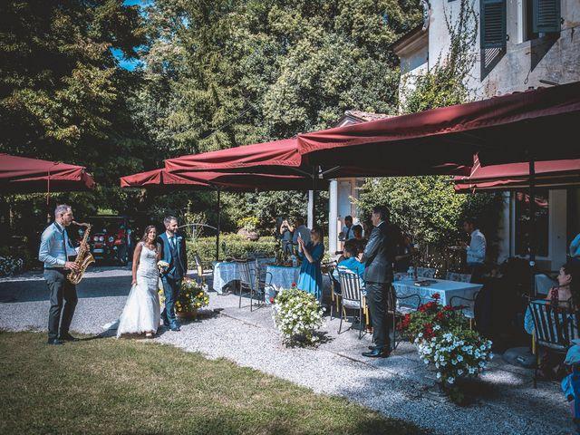 Il matrimonio di Valentino e Rosanna a Sacile, Pordenone 35