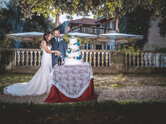 Il matrimonio di Valentino e Rosanna a Sacile, Pordenone 43