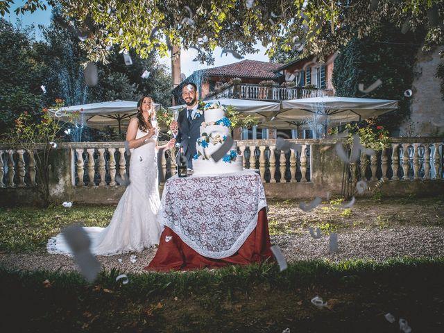Il matrimonio di Valentino e Rosanna a Sacile, Pordenone 44