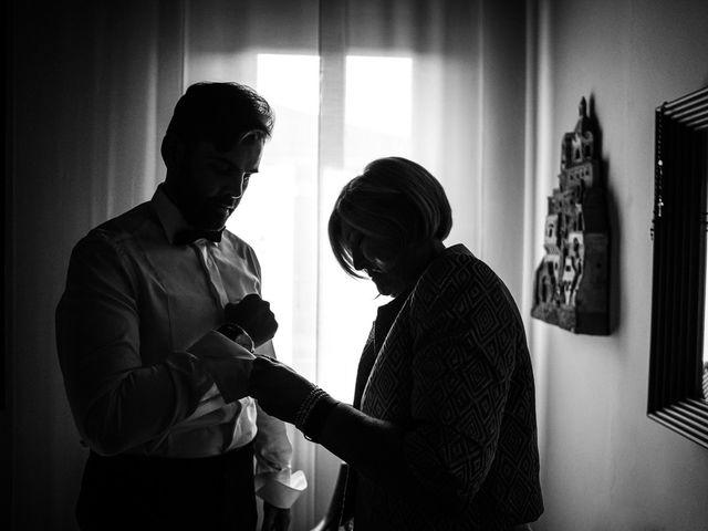 Il matrimonio di Mattia e Federica a Robecco sul Naviglio, Milano 15
