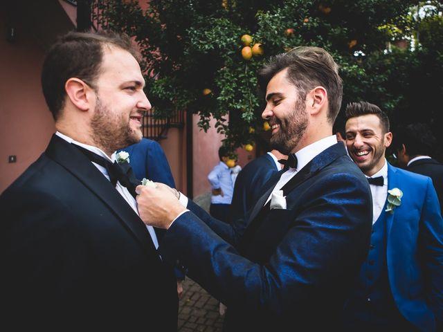 Il matrimonio di Mattia e Federica a Robecco sul Naviglio, Milano 21