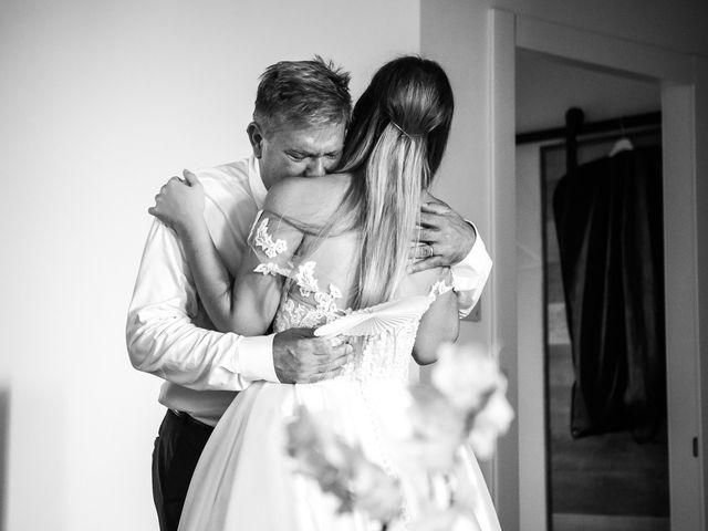 Il matrimonio di Mattia e Federica a Robecco sul Naviglio, Milano 27
