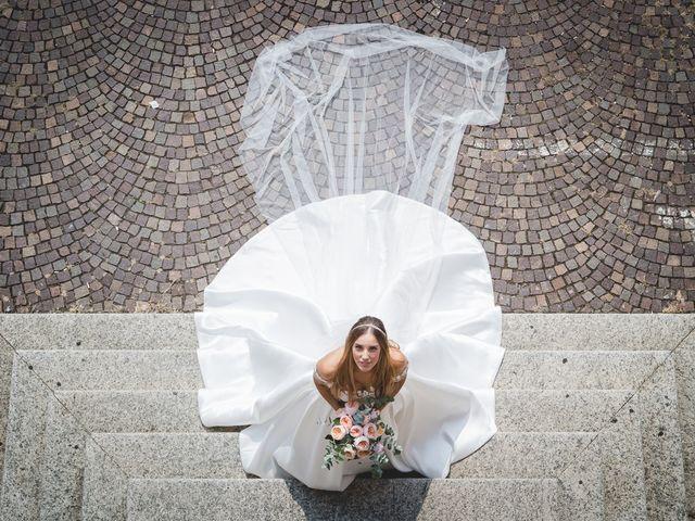 Il matrimonio di Mattia e Federica a Robecco sul Naviglio, Milano 31