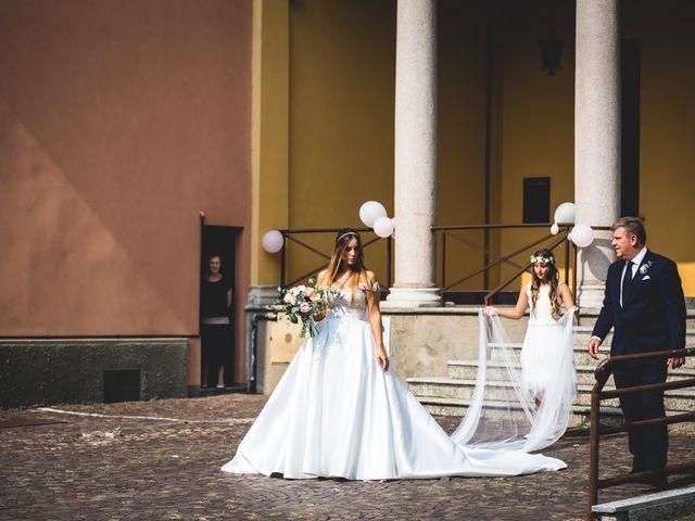 Il matrimonio di Mattia e Federica a Robecco sul Naviglio, Milano 33