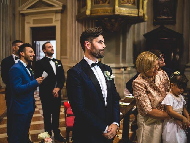 Il matrimonio di Mattia e Federica a Robecco sul Naviglio, Milano 36