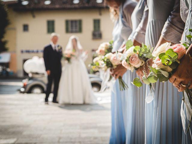 Il matrimonio di Mattia e Federica a Robecco sul Naviglio, Milano 37