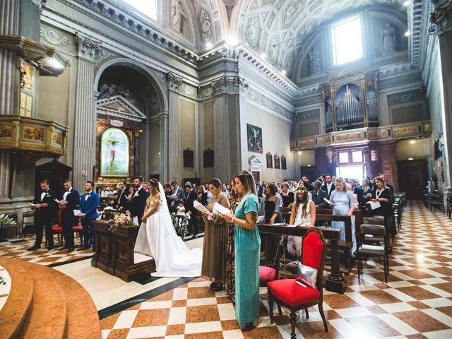 Il matrimonio di Mattia e Federica a Robecco sul Naviglio, Milano 38
