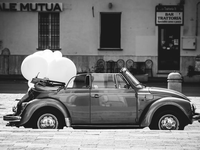 Il matrimonio di Mattia e Federica a Robecco sul Naviglio, Milano 39