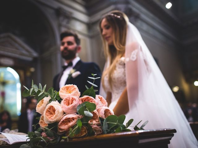 Il matrimonio di Mattia e Federica a Robecco sul Naviglio, Milano 40