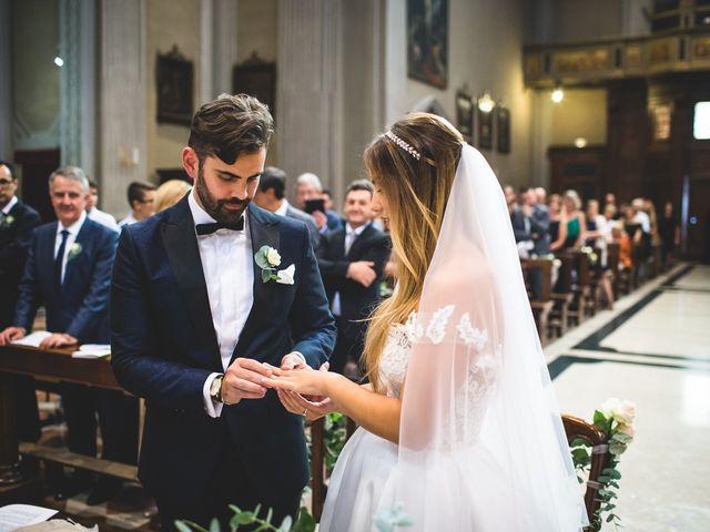 Il matrimonio di Mattia e Federica a Robecco sul Naviglio, Milano 43