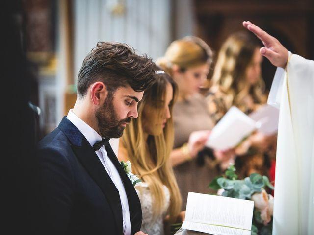 Il matrimonio di Mattia e Federica a Robecco sul Naviglio, Milano 44