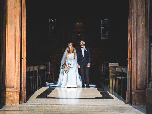 Il matrimonio di Mattia e Federica a Robecco sul Naviglio, Milano 47