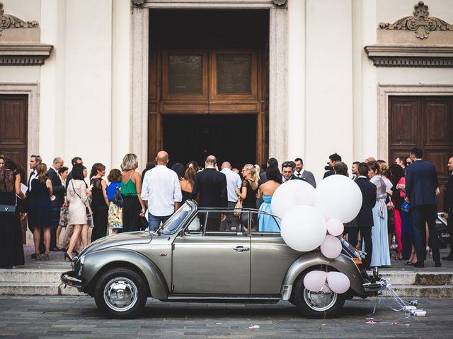 Il matrimonio di Mattia e Federica a Robecco sul Naviglio, Milano 49