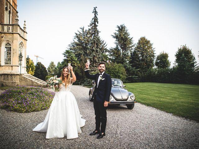 Il matrimonio di Mattia e Federica a Robecco sul Naviglio, Milano 55