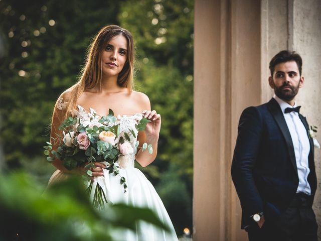 Il matrimonio di Mattia e Federica a Robecco sul Naviglio, Milano 59