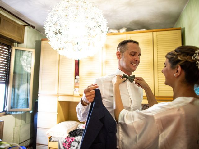 Il matrimonio di Marco e Federica a Paderno Dugnano, Milano 2