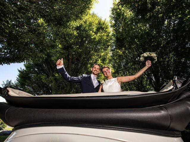 Il matrimonio di Marco e Federica a Paderno Dugnano, Milano 6