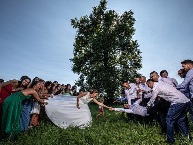 Il matrimonio di Marco e Federica a Paderno Dugnano, Milano 7