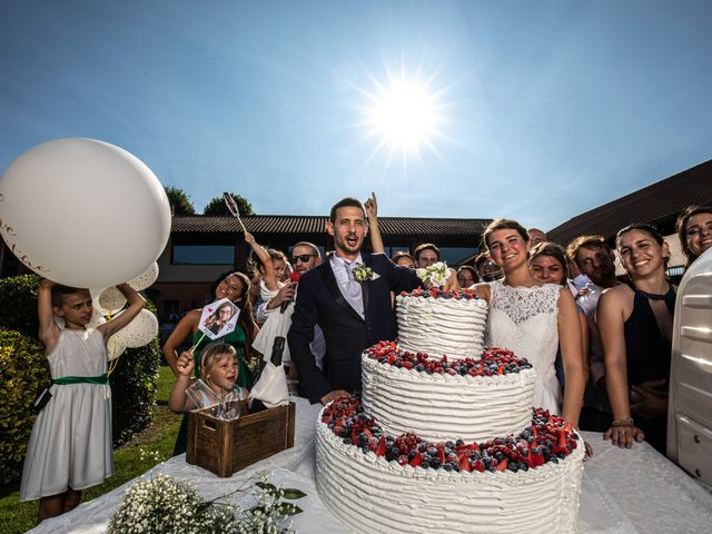 Il matrimonio di Marco e Federica a Paderno Dugnano, Milano 8