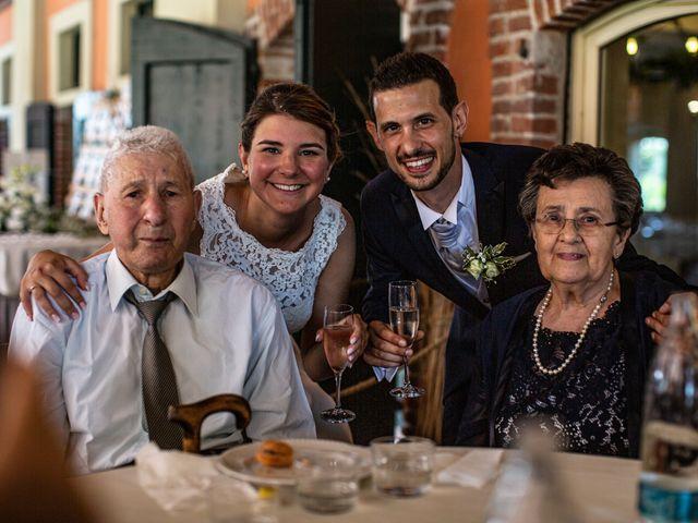 Il matrimonio di Marco e Federica a Paderno Dugnano, Milano 16