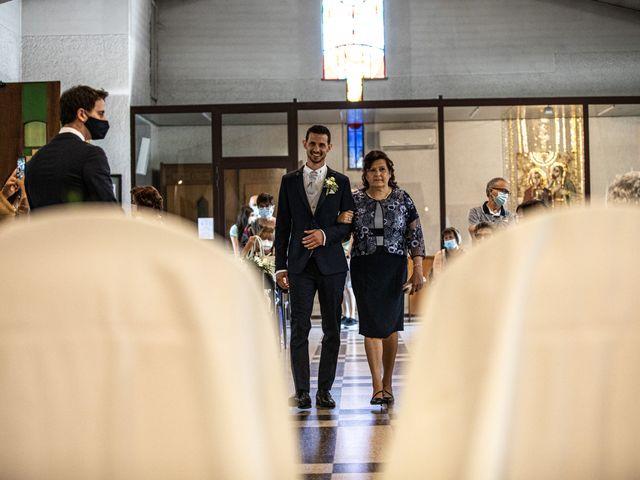 Il matrimonio di Marco e Federica a Paderno Dugnano, Milano 17