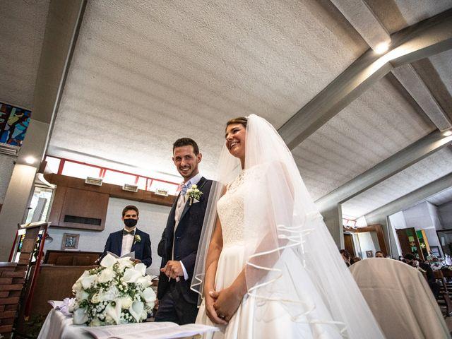 Il matrimonio di Marco e Federica a Paderno Dugnano, Milano 18