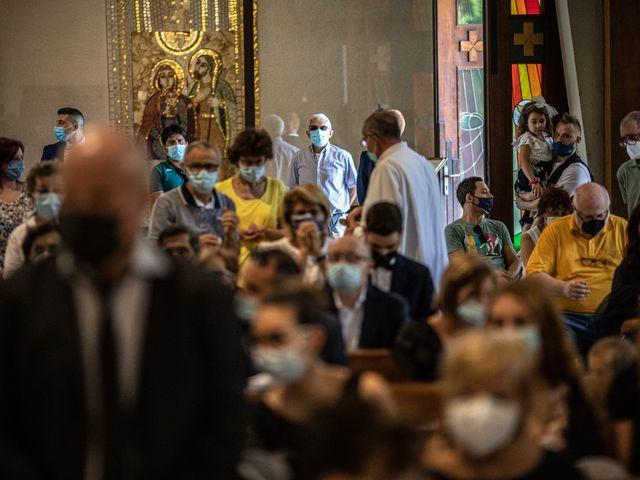 Il matrimonio di Marco e Federica a Paderno Dugnano, Milano 22