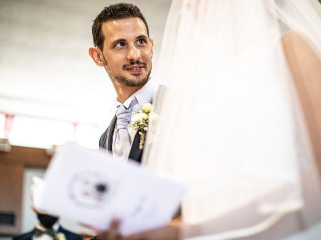 Il matrimonio di Marco e Federica a Paderno Dugnano, Milano 23