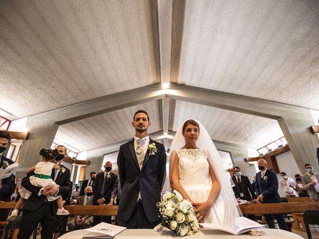 Il matrimonio di Marco e Federica a Paderno Dugnano, Milano 33