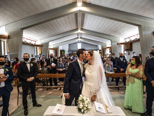 Il matrimonio di Marco e Federica a Paderno Dugnano, Milano 34