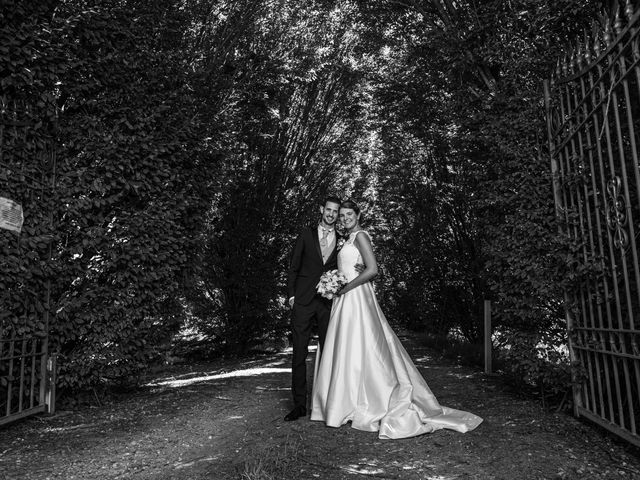 Il matrimonio di Marco e Federica a Paderno Dugnano, Milano 35