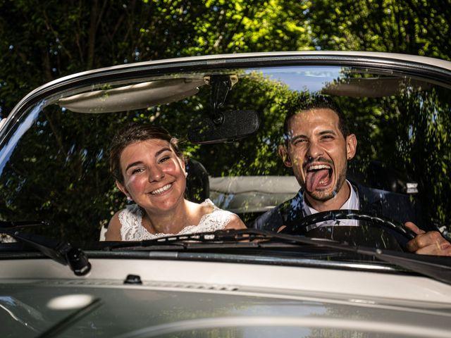 Il matrimonio di Marco e Federica a Paderno Dugnano, Milano 36