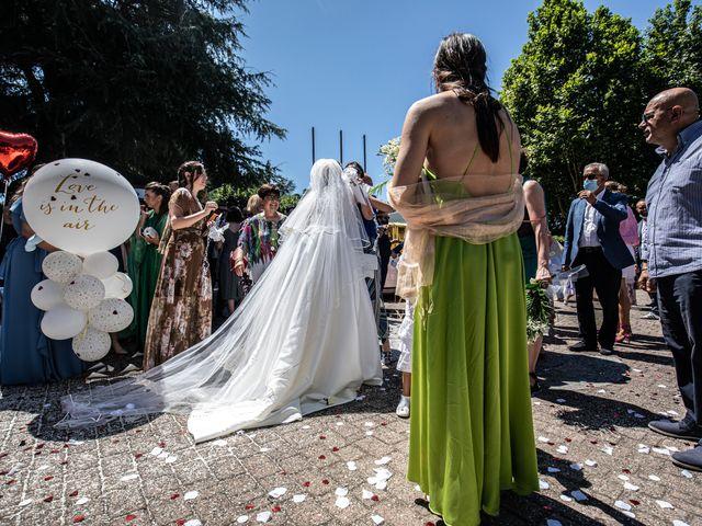 Il matrimonio di Marco e Federica a Paderno Dugnano, Milano 37