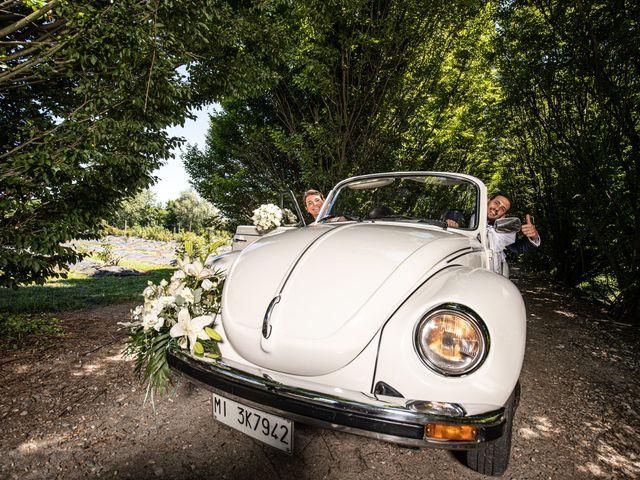 Il matrimonio di Marco e Federica a Paderno Dugnano, Milano 40