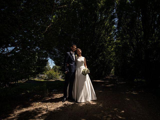 Il matrimonio di Marco e Federica a Paderno Dugnano, Milano 41