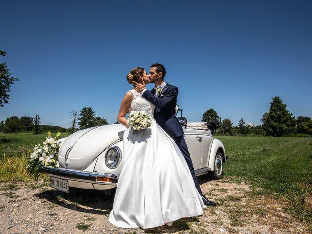 Il matrimonio di Marco e Federica a Paderno Dugnano, Milano 43