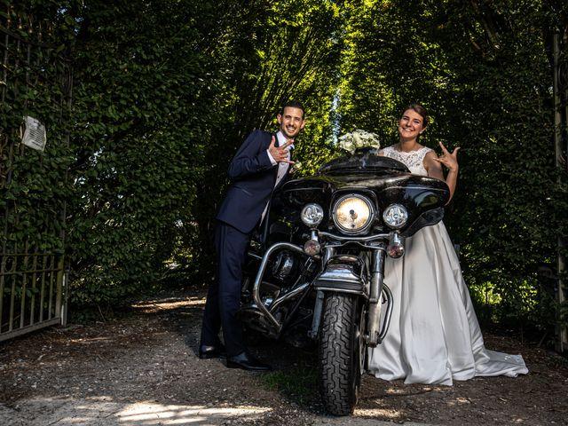 Il matrimonio di Marco e Federica a Paderno Dugnano, Milano 44