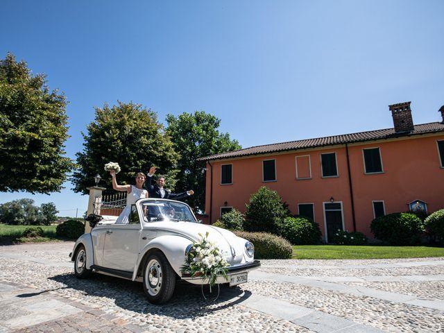 Il matrimonio di Marco e Federica a Paderno Dugnano, Milano 46