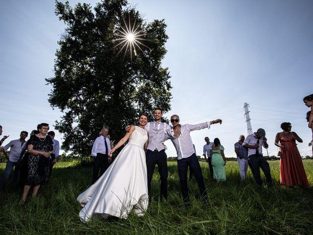 Il matrimonio di Marco e Federica a Paderno Dugnano, Milano 53
