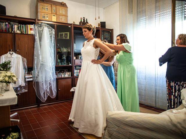 Il matrimonio di Marco e Federica a Paderno Dugnano, Milano 71