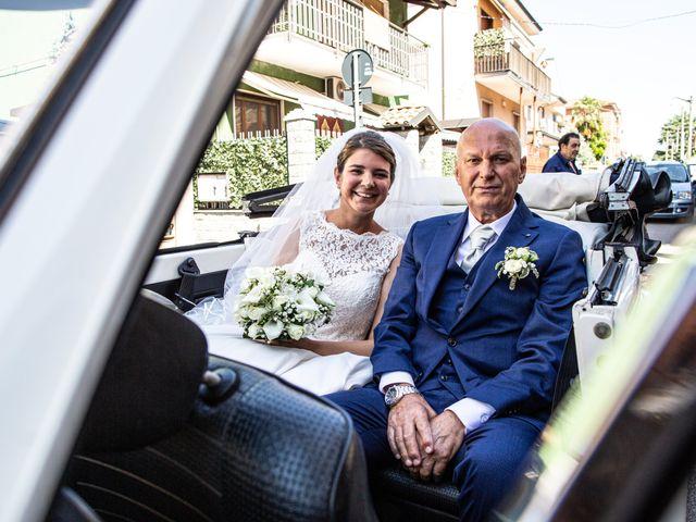 Il matrimonio di Marco e Federica a Paderno Dugnano, Milano 72