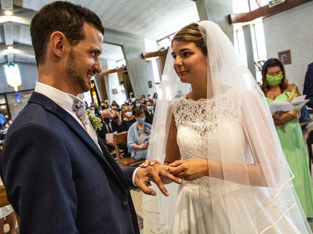 Il matrimonio di Marco e Federica a Paderno Dugnano, Milano 73