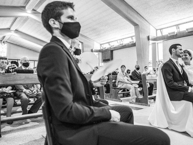 Il matrimonio di Marco e Federica a Paderno Dugnano, Milano 79