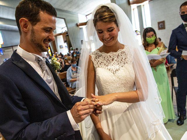 Il matrimonio di Marco e Federica a Paderno Dugnano, Milano 81