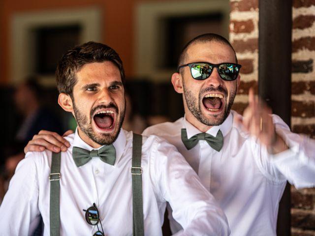Il matrimonio di Marco e Federica a Paderno Dugnano, Milano 87