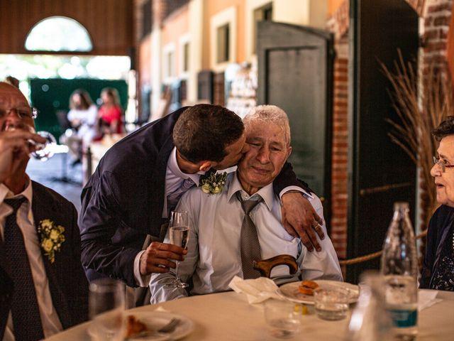 Il matrimonio di Marco e Federica a Paderno Dugnano, Milano 88