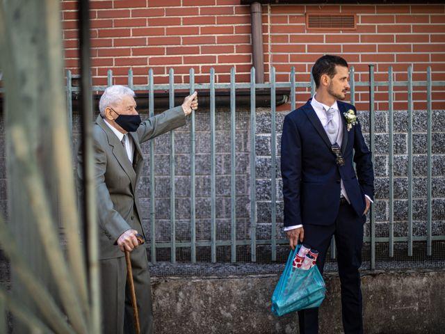 Il matrimonio di Marco e Federica a Paderno Dugnano, Milano 92