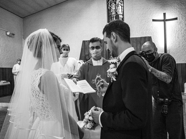 Il matrimonio di Marco e Federica a Paderno Dugnano, Milano 93